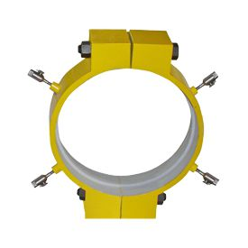 Flange-repair-clamp